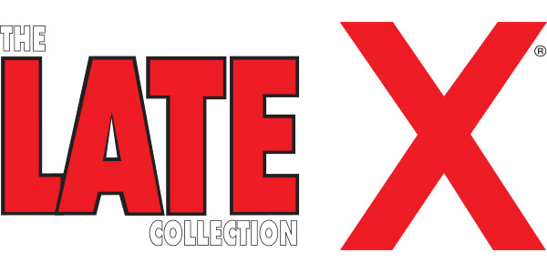 logo Late-X Nederland | Late-X Body: LateX Jarretelle hemd